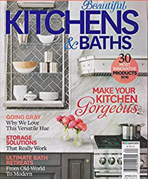 Beautiful Kitchens & Baths - Spring 2016